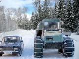 Снегоболотоход Тром 8