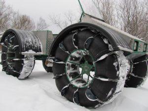 Снегоболтоход из Кирова