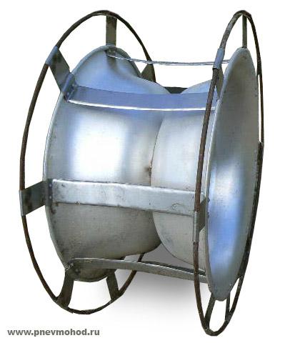 Самодельные диски из алюминиевых тазов