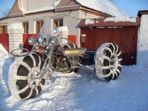 Трицикл Арнольд