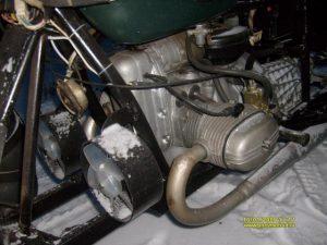 Мото двигатель