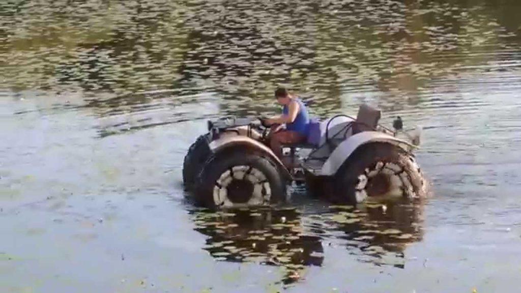 Плавающие вездеходы