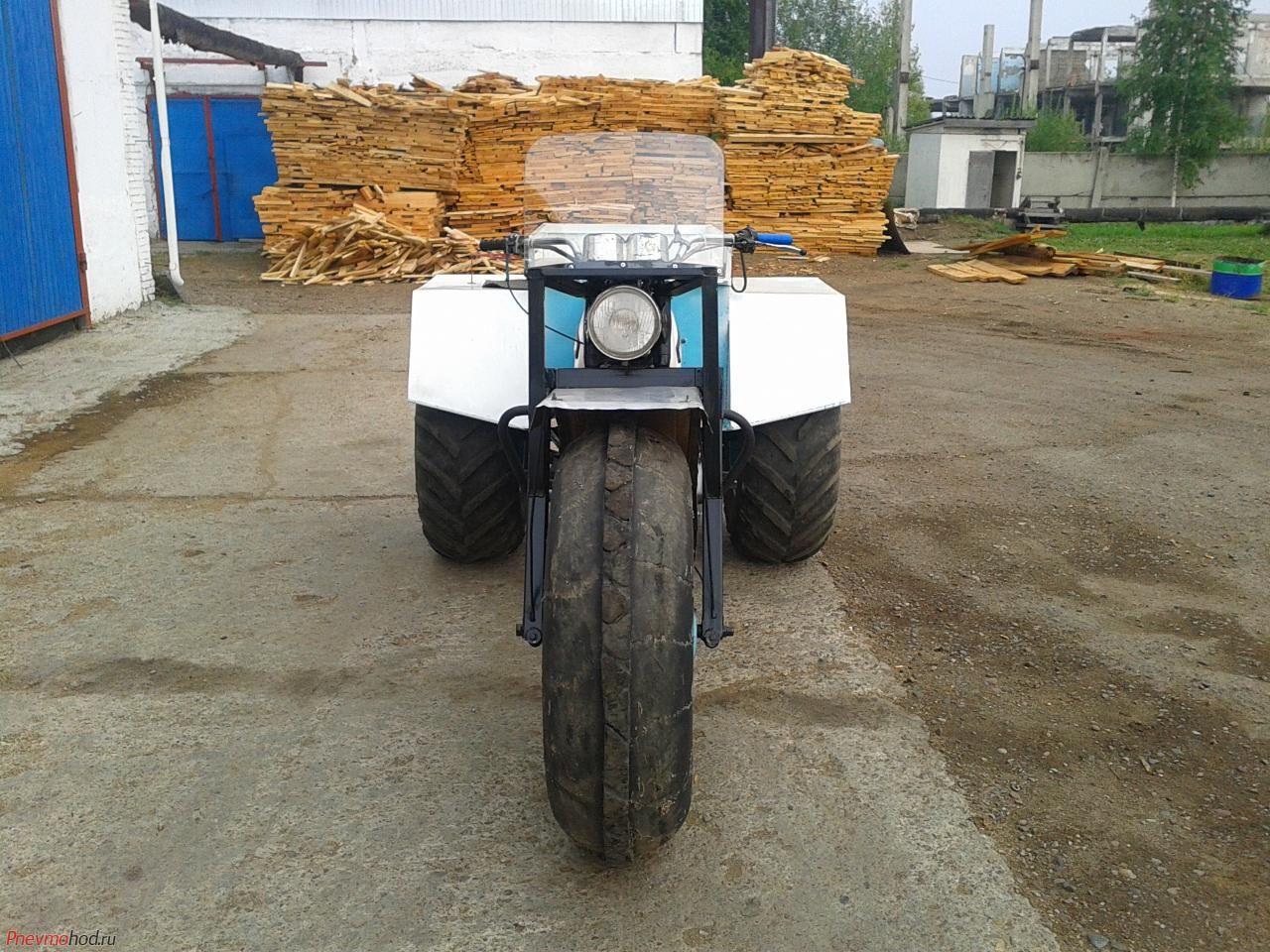 Трицикл Трелик