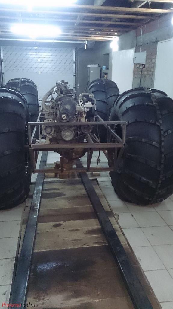 Примерка колёс